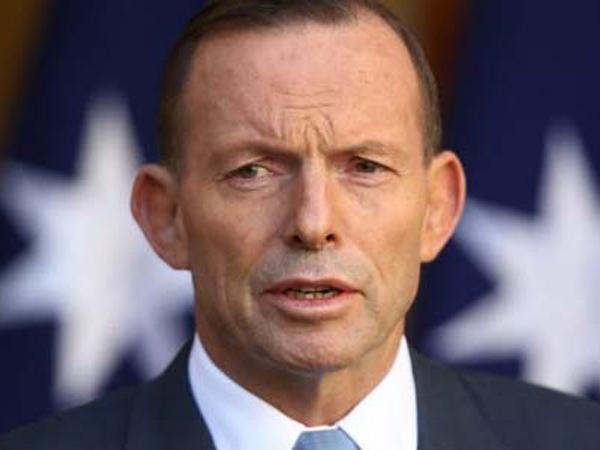 Tony Abbott Ganjal Legalisasi Pernikahan Sejenis