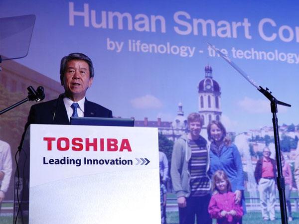 Kalah Saing Harga Produk Jadi Alasan Toshiba Tutup Pabriknya di Indonesia