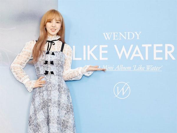 Wendy Bagikan Makna Album Solo Termasuk Lagu Duet dengan Seulgi Red Velvet