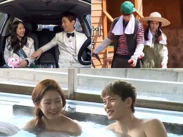 Ke Rumah Hantu Hingga Romantis di Jepang, Intip Keseruan 3 Pasangan 'We Got Married'!