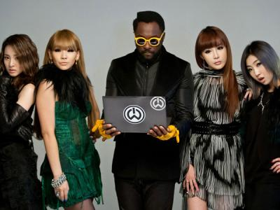 Jadi Juri 'The Voice Australia', Will.i.am Sebut 2NE1 Sebagai Girl Group K-Pop Terbesar!