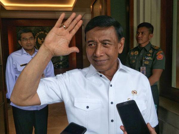 Empat Hal yang Jadi Ancaman di Pilkada Serentak 2018 Menurut Menkopolhukam Wiranto