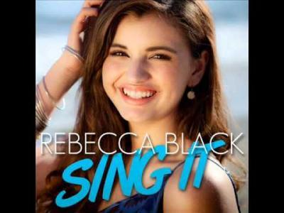 "Rebecca Black ""Sing It"""