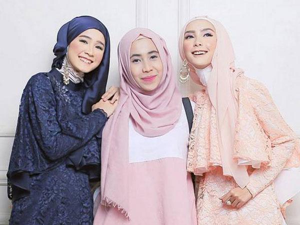 Tak Hanya Sebagai Pelengkap, Ini Fungsi Lain Inner Hijab