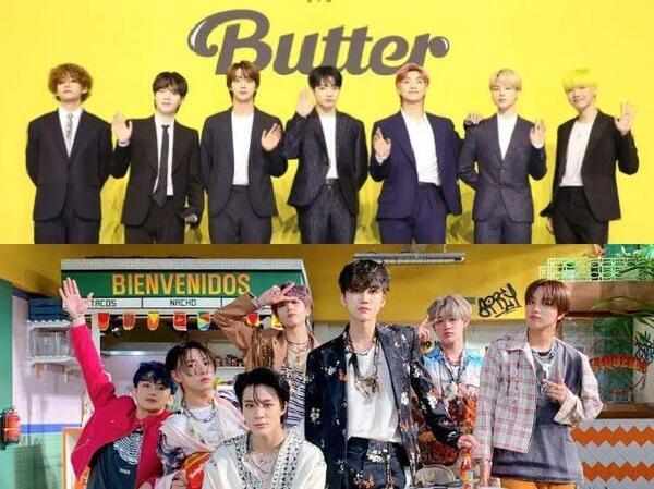 5 Koreografi Boy Grup K-Pop Populer di Paruh Pertama 2021