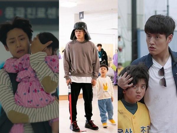 5 Aktor dengan Karakter sebagai Ayah yang Membekas