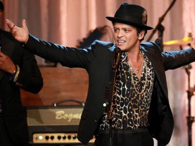Bruno Mars Akan Bawa Pemain Sirkus di 'Moonshine Jungle Tour'?