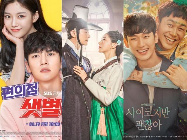 Persaingan Ketat Rating Drama Korea Akhir Pekan, Semua Kompak Naik!