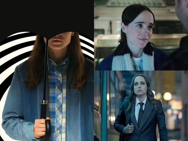 Ellen Page Transgender, Netflix Angkat Bicara Soal Nasib Vanya 'Umbrella Academy'