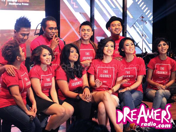 FIRe akan Tampilkan Nostalgia Seru Indonesian Idol di Dreamers Festival 2015!
