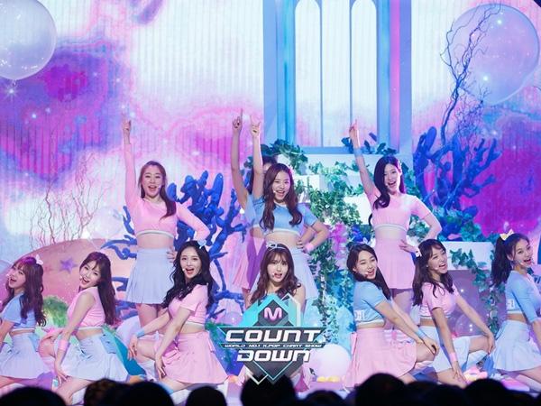 Berasal dari Stasiun Televisi Lain, SBS Cegah Girl Group IOI Tampil di 'Inkigayo'?