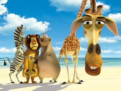 Indra Bekti Grogi Gantikan Suara Ben Stiller di Madagascar 3