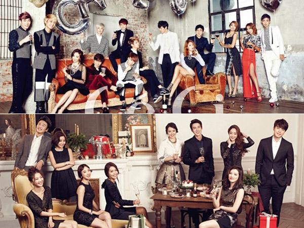 Agensi Sistar Ambil Alih Agensi Lee Kwang Soo, Kim Bum, dan Aktor Ternama Lainnya!