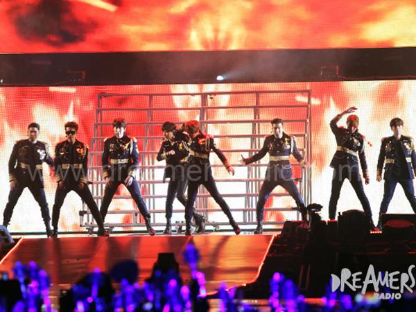 Super Junior Masuk Daftar Idola K-Pop yang Siap Ramaikan KCON 2015 Los Angeles!