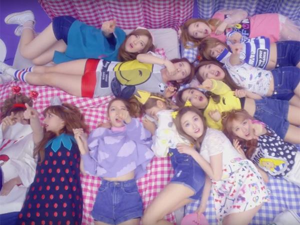 Buat Lee Kwang Soo Berdebar, Cosmic Girls Cantik dan Colorful di MV Debutnya!