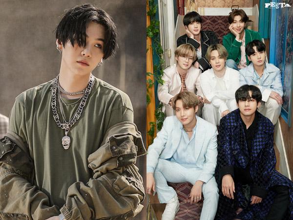 Agust D Geser BTS dari Posisi Puncak, Inilah Artis K-Pop yang Tempati Chart Billboard World Albums