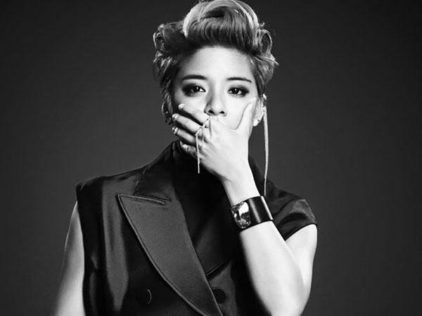 Amber f(x) Gagal Jadi Prajurit 'Real Men' Spesial Karena Punya Tato?