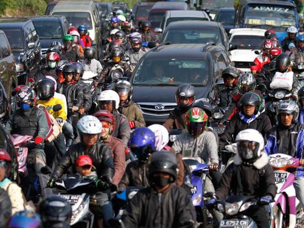 Waspada Belasan Titik Rawan Kecelakaan Mudik Di Pulau Jawa