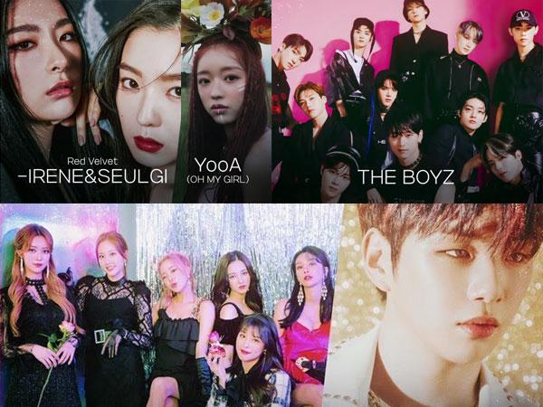 Asia Song Festival 2020 Umumkan Lineup Pertama, Ada Irene-Seulgi Hingga The Boyz