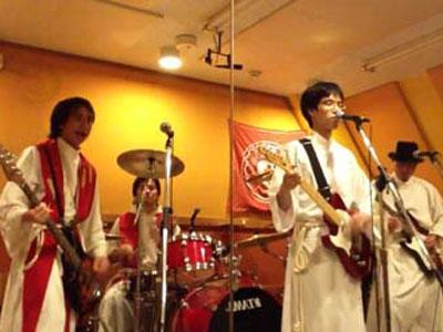 Wow, Band Ini Didirikan Seorang Pendeta Jepang