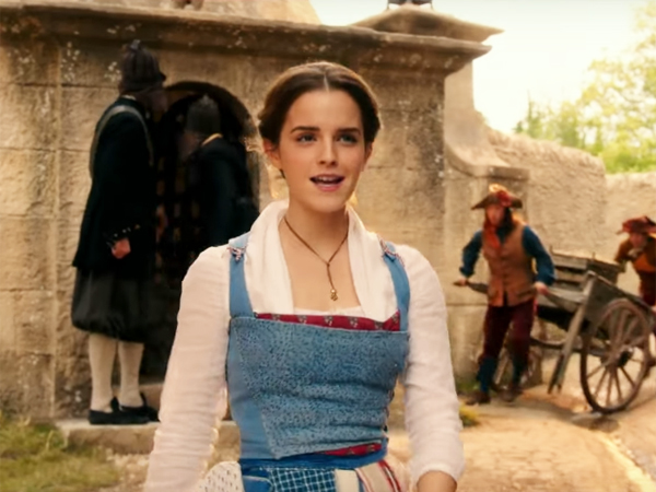 Nyanyian Merdu Emma Watson 'Belle' di Trailer Terbaru 'Beauty and the Beast'