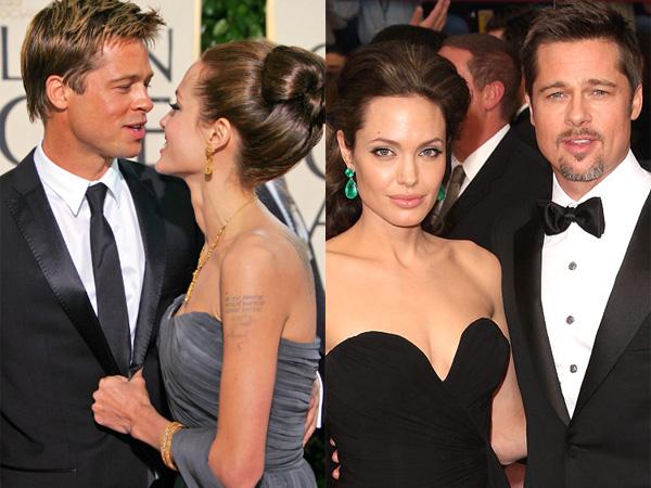Putuskan Bercerai, Simak Lagi Momen Red Carpet Terbaik Brad Pitt & Angelina Jolie (Part 1)