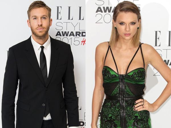 Calvin Harris Minta Agar Taylor Swift Tak Ciptakan Lagu Tentang Dirinya?
