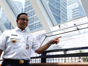 Diskusi Molor, Anies Baswedan Sebut Wakil-wakil Rakyat Jakarta Tak Mau Lepas Saham Bir