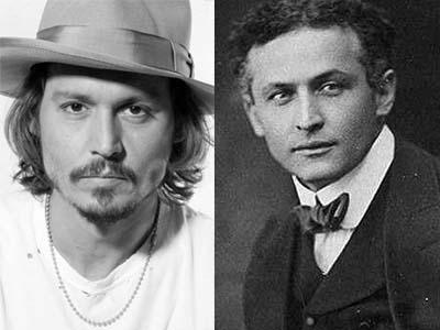 Wah, Johnny Depp Akan 'Berubah' Jadi Pesulap Handal Harry Houdini?