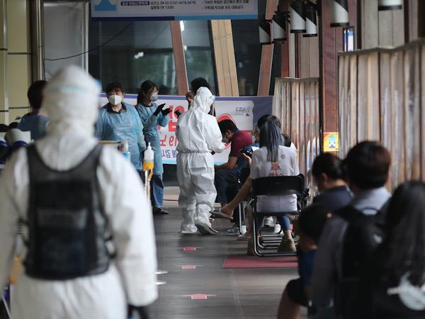 Gelombang 4 COVID-19 di Korsel: Kasus Baru Capai Ribuan Orang, Penyebaran Banyak di Anak Muda
