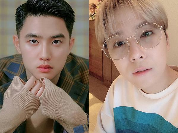 D.O EXO dan Hongki FT Island Dikabarkan Main Drama Musikal Militer 'Return'