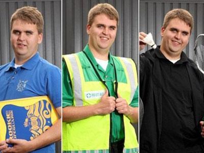 Wow, Sehari Pemuda Ini Kerjakan 11 Pekerjaan