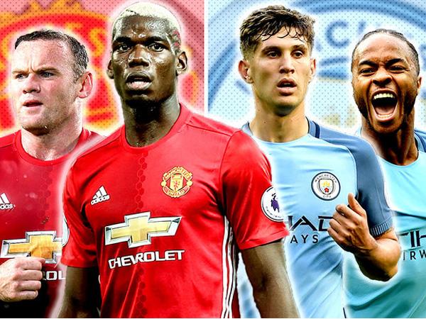 Dihuni Pemain Mahal, Derby Manchester Minggu Ini Pecahkan Rekor Dunia Sepakbola