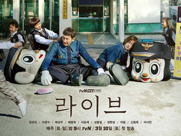 Alasan Kamu Harus Nonton Drama 'Anti-Mainstream' Terbaru tvN 'Live'!