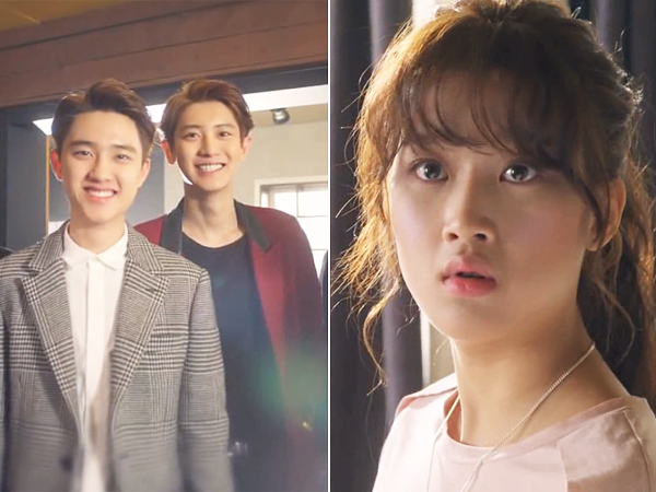 Akhir 'EXO Next Door', Chanyeol VS D.O, Siapa yang Dipilih Moon Ga Young?