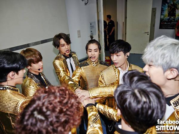 EXO Akan Terus Pakai 'Kekuatan Super'nya Hingga Tua Nanti?