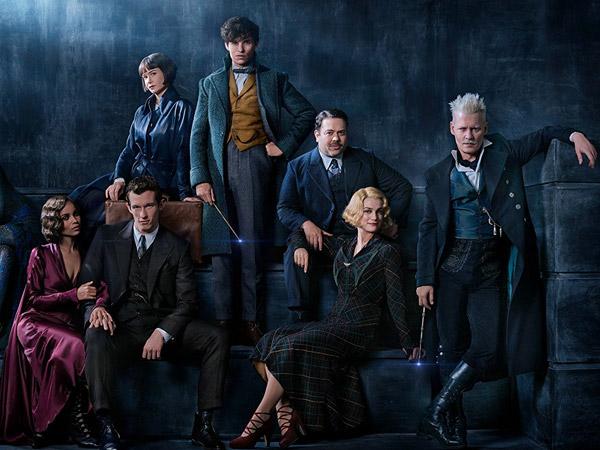 Bertabur Bintang, Tepat Jelang Setahun Perilisan 'Fantastic Beasts 2' Rilis Judul Resmi!