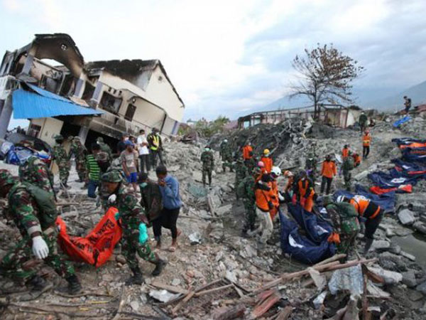 Temuan Baru Gempa Palu-Donggala Akan Ungkap Fakta Sebenarnya Penyebab Tsunami Besar?