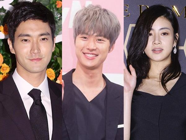 Gong Myung Dikonfirmasi Ikut Main Drama Baru Siwon Super Junior dan Kang Sora, Perannya?