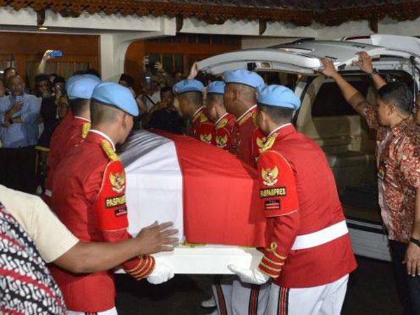 Pahami Rekayasa Lalu Lintas Ketika Prosesi Pemakaman BJ Habibie di TMP Kalibata