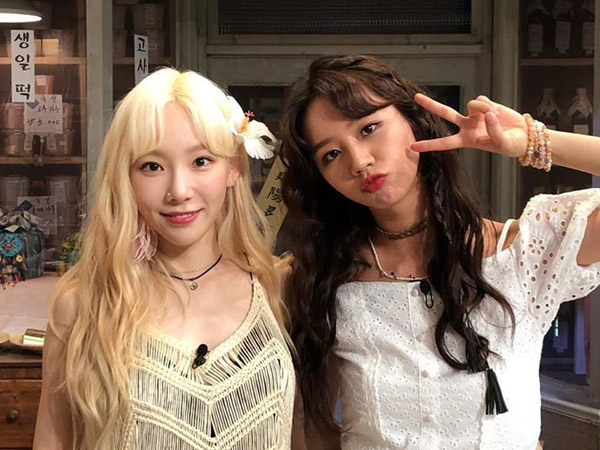 Hyeri Girls Day Keluar dari 'Amazing Saturday', Digantikan Taeyeon SNSD