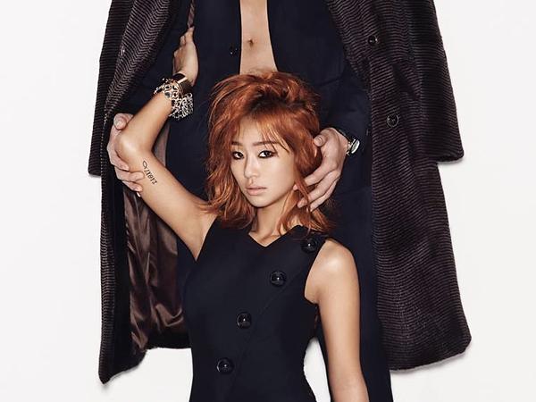 Hyorin Sistar Berpikir Untuk Publikasikan Hubungan Saat Punya Pacar?