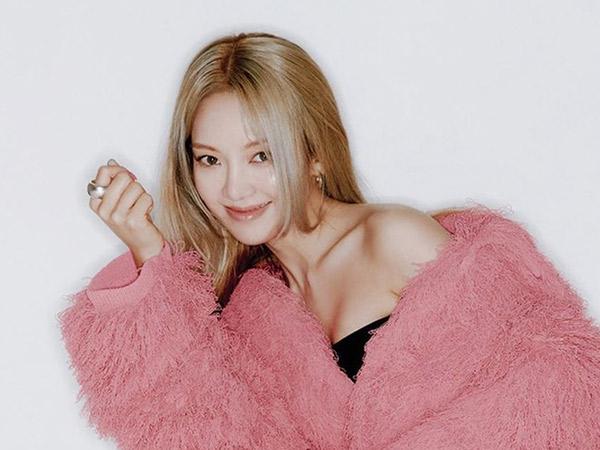 Hyoyeon SNSD Bocorkan Konsep Lagu Baru dan Cara Jaga Komunikasi dengan Fans