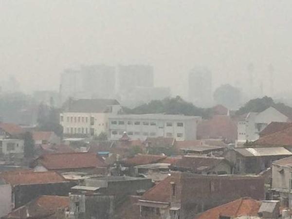 "Kemenhut: ""Asap Jakarta Karena Polusi, Bukan Kebakaran Hutan"""