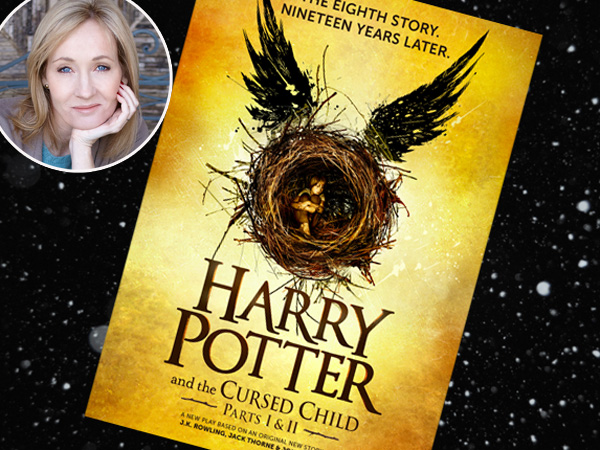 Selesai Dengan 'Harry Potter and The Cursed Child', JK. Rowling Bikin Patah Hati Fans