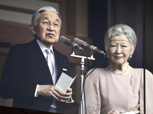 Kaisar Jepang Akihito Resmi Nyatakan 'Perpisahan' di Ulang Tahun Ke-85