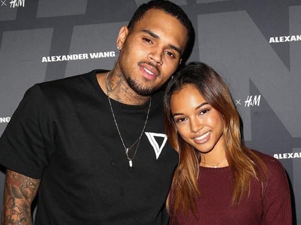 Banyak Perubahan, Karrueche Tran Bersyukur Punya Pacar Seperti Chris Brown