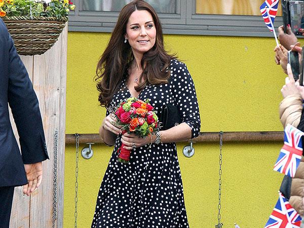 Kate Middleton Bocorkan Perkiraan Tanggal Lahir Anak Keduanya