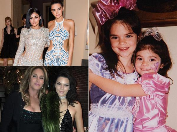 Keluarga Kardashians Bernostalgia Manis Ucapkan Ulang Tahun untuk Kendall Jenner
