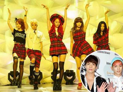 Jonghyun dan Key SHINee Akan Jadi MC Spesial untuk Showcase f(x)!
